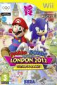 Mario And Sonic At The London 2012 Olympic Games (Nintendo Wii Disc) For The Nintendo Wii (EU Version)