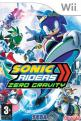 Sonic Riders: Zero Gravity (Nintendo Wii Disc) For The Nintendo Wii (EU Version)