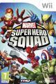 Marvel Super Hero Squad (Nintendo Wii Disc) For The Nintendo Wii (EU Version)