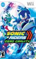 Sonic Riders: Zero Gravity (Nintendo Wii Disc) For The Nintendo Wii (US Version)