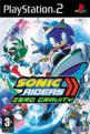 Sonic Riders: Zero Gravity (Dvd) For The PlayStation 2 (EU Version)