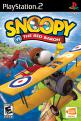Snoopy Vs. The Red Baron (Dvd) For The PlayStation 2 (US Version)