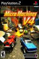 Micro Machines v4 (Dvd) For The PlayStation 2 (US Version)