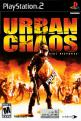 Urban Chaos: Riot Response (Dvd) For The PlayStation 2 (US Version)