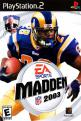 Madden NFL 2003 (Dvd) For The PlayStation 2 (US Version)
