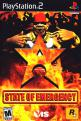 State of Emergency (Dvd) For The PlayStation 2 (US Version)