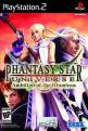 Phantasy Star Universe: Ambition Of The Illuminus (Dvd) For The PlayStation 2 (US Version)