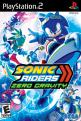 Sonic Riders: Zero Gravity (Dvd) For The PlayStation 2 (US Version)