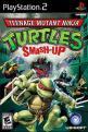 Teenage Mutant Ninja Turtles Smashup (Dvd) For The PlayStation 2 (US Version)