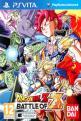 Dragon Ball Z: Battle Of Z (PlayStation Vita Card) For The PlayStation Vita