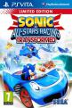 Sonic & All-Stars Racing Transformed: Limited Edition (PlayStation Vita Card) For The PlayStation Vita