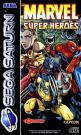 Marvel Super Heroes (Cd) For The Sega Saturn (EU Version)
