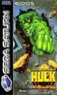 The Incredible Hulk: The Pantheon Saga (Cd) For The Sega Saturn (EU Version)