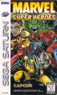 Marvel Super Heroes (Cd) For The Sega Saturn (US Version)