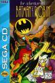 The Adventures Of Batman & Robin (Cd) For The Sega CD (US Version)