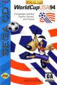 World Cup USA 94 (Cd) For The Sega CD (US Version)