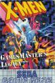 X-Men: Gamesmaster's Legacy (ROM Cart) For The Sega Game Gear
