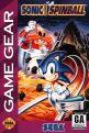 Sonic The Hedgehog Spinball (ROM Cart) For The Sega Game Gear (US Version)
