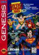 Justice League Task Force (ROM Cart) For The Sega Genesis