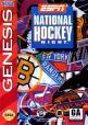 Espn National Hockey Night (ROM Cart) For The Sega Genesis