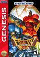 Forgotten Worlds (ROM Cart) For The Sega Genesis