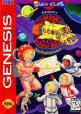 Scholastic's The Magic School Bus: Space Exploration Game (ROM Cart) For The Sega Genesis