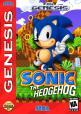 Sonic The Hedgehog (ROM Cart) For The Sega Genesis