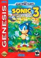 Sonic The Hedgehog 3 (ROM Cart) For The Sega Genesis