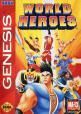 World Heroes (ROM Cart) For The Sega Genesis