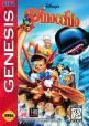 Disney's Pinocchio (ROM Cart) For The Sega Genesis