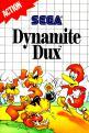 Dynamite Dux (ROM Cart) For The Sega Master System (EU Version)