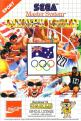 Olympic Gold (ROM Cart) For The Sega Master System (EU Version)
