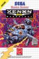 Xenon 2: Megablast (ROM Cart) For The Sega Master System (EU Version)
