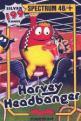 Harvey Headbanger (Cassette) For The Spectrum 48K