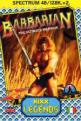 Barbarian (Cassette) For The Spectrum 48K/128K/+2