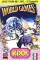 World Games (Cassette) For The Spectrum 48K/128K/+2