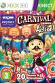 Carnival Games In Action (Dvd) For The Xbox 360 (EU Version)