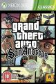 Grand Theft Auto: San Andreas (Classics, UK Version) (Dvd) For The Xbox 360 (EU Version)