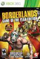 Borderlands: Game Of The Year Edition (Dvd) For The Xbox 360 (US Version)
