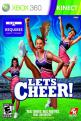 Let's Cheer! (Dvd) For The Xbox 360 (US Version)