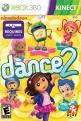 Nickelodeon Dance 2 (Dvd) For The Xbox 360 (US Version)